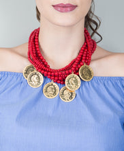 Load image into Gallery viewer, Frida Kahlo necklace - Lovinglam