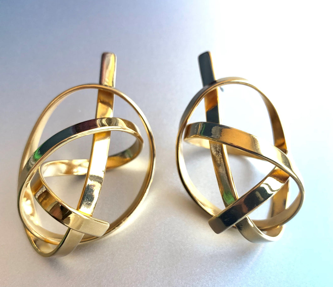 Infinity earrings - Lovinglam