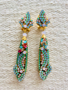 Rainbow earrings - Lovinglam