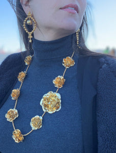 Flower necklace - Lovinglam