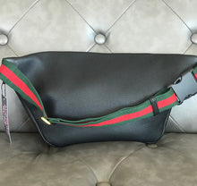 Load image into Gallery viewer, Gucci Print Large Leather Belt Bag/Fanny Pack