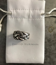 Load image into Gallery viewer, David Yurman Woven Cable Ring