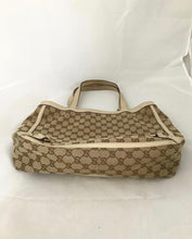 Load image into Gallery viewer, Gucci GG Canvas Abbey Tote