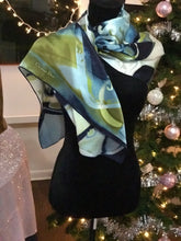 Load image into Gallery viewer, Dior Silk Scarf