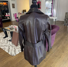 Load image into Gallery viewer, Prada Leather Jacket