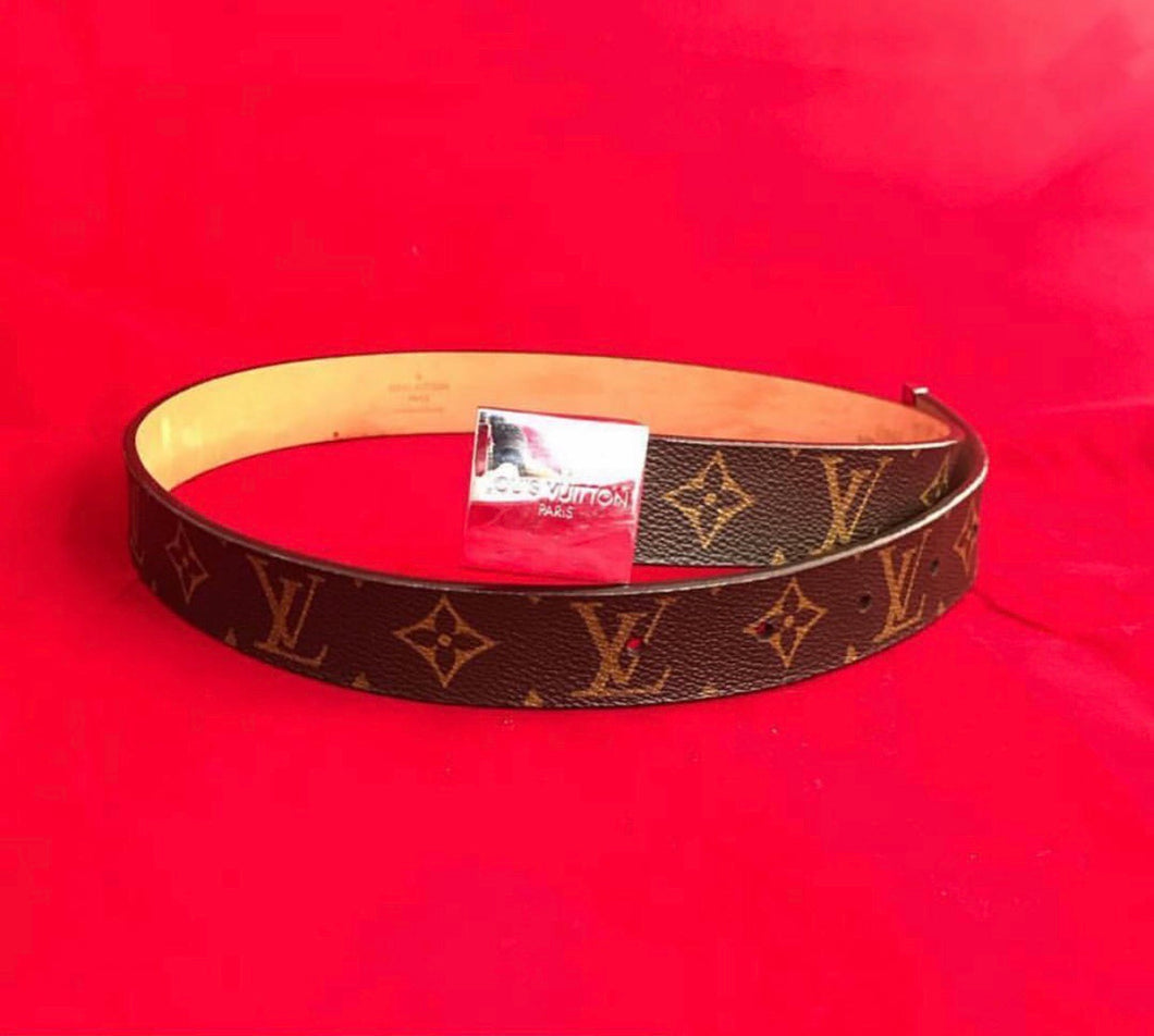 Louis Vuitton Monogram Sun Tulle Belt