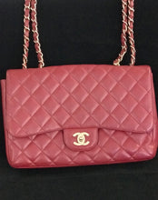 Load image into Gallery viewer, Chanel Jumbo Single Flap