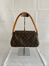 Load image into Gallery viewer, Louis Vuitton Mini Looping Shoulder Bag