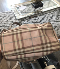 Load image into Gallery viewer, Burberry Baby Bag