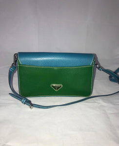 Prada Leather Crossbody