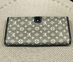 Louis Vuitton Denim Wallet