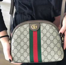 Load image into Gallery viewer, Gucci Ophidia GG Supreme Crossbody