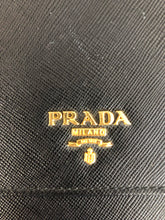 Load image into Gallery viewer, Prada Saffiano Lux Wallet
