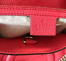 Load image into Gallery viewer, Gucci Soho Shoulder Bag GG