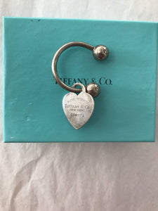 Tiffany & Co. Keychain