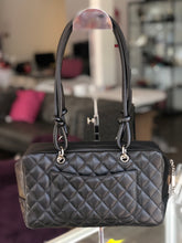 Load image into Gallery viewer, Chanel Cambon Bowler Bag