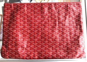 Goyard Laptop Case