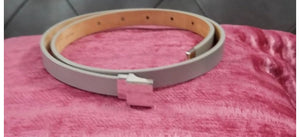 Louis Vuitton Thin Belt