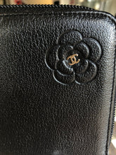 Load image into Gallery viewer, Chanel Camellia Yen Wallet