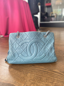 Chanel Quilted Timeless Tote