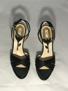 Prada Raso Chic Pumps