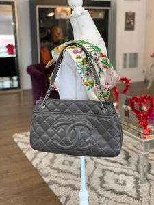 Chanel Caviar Quilted Timeless CC Soft Tote