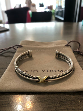 David Yurman Crossover Bracelet