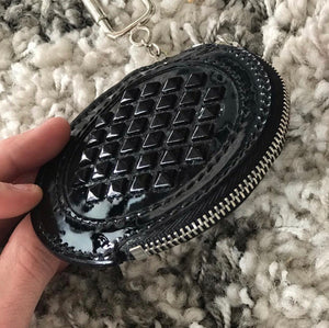 Burberry Coin Case with Key Chain