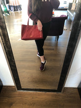 Load image into Gallery viewer, Valentino Red Tote