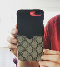 Load image into Gallery viewer, Gucci iPhone Case