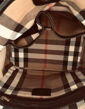 Load image into Gallery viewer, Burberry Grained Leather Tote