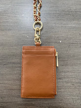 Load image into Gallery viewer, Tory Burch Card Holder with Lanyard