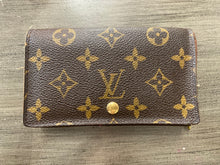 Load image into Gallery viewer, Louis Vuitton Porte Tresor Wallet