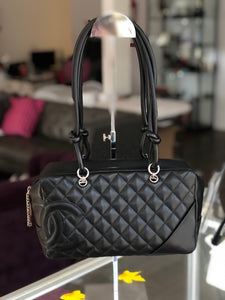 Chanel Cambon Bowler Bag