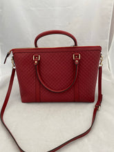 Load image into Gallery viewer, Gucci Microguccissima Tote