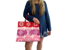 Load image into Gallery viewer, Louis Vuitton Escale ONTHEGO Tote
