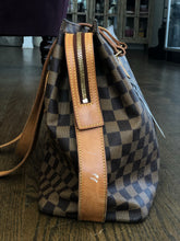 Load image into Gallery viewer, Limited Edition Centenaire Damier Canvas Bag