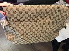 Load image into Gallery viewer, Gucci GG Diaper Bag