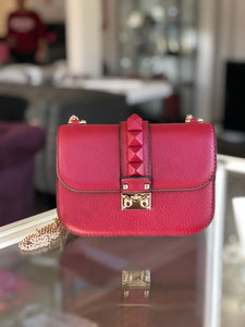 Valentino Glam Block Crossbody