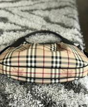 Load image into Gallery viewer, Burberry Haymarket Hobo