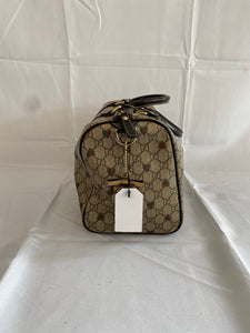 Gucci GG Supreme Joy Web Heart Bag