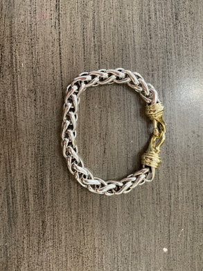 David Yurman Tricolor Bracelet