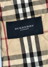 Load image into Gallery viewer, Burberry Jacket
