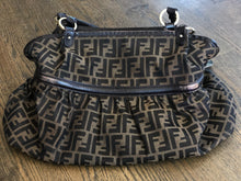 Load image into Gallery viewer, Fendi Zucca Shoulder Bag