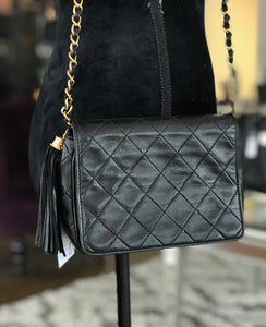 Chanel with Tassel