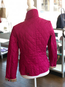 Burberry Quilted TeenXL/Petite S Jacket