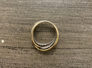 David Yurman Crossover Ring