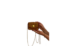 Load image into Gallery viewer, MCM Visetos small crossbody bag