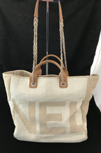 Load image into Gallery viewer, Chanel Large Deauville Tote