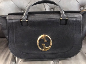 Gucci Top Handle Tote